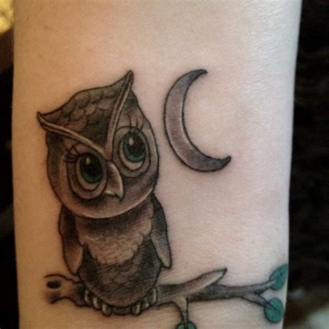 owl arm tattoo 35 awesome owl wrist tattoos design