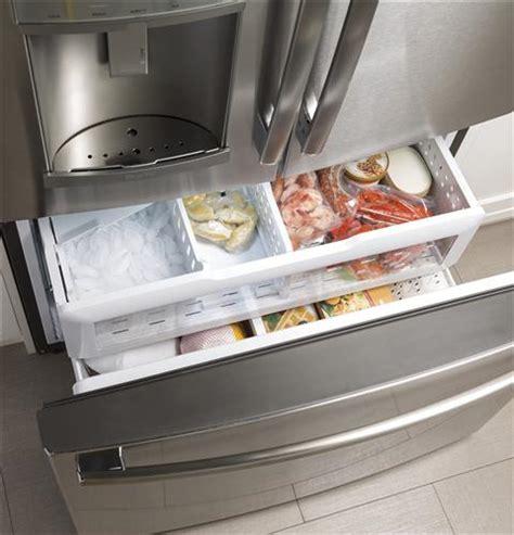 Freezer Gea Second ge 174 energy 174 27 8 cu ft door refrigerator