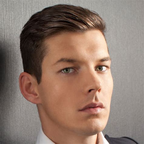 hairstyles for men with thick men hairstyles