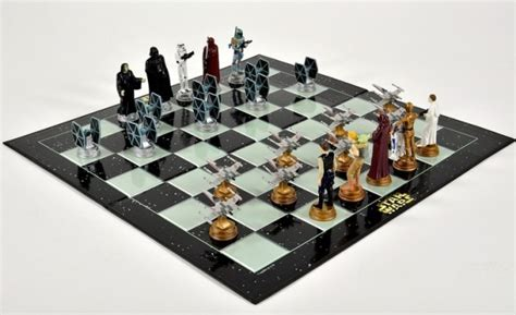 wars chess sets 30 unique home chess sets