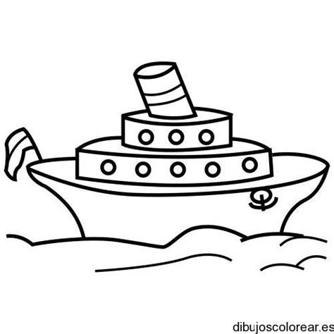 barco crucero dibujo dibujo de un barco
