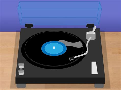 On A by 3 Ways To Change The Needle On A Vinyl Player Wikihow