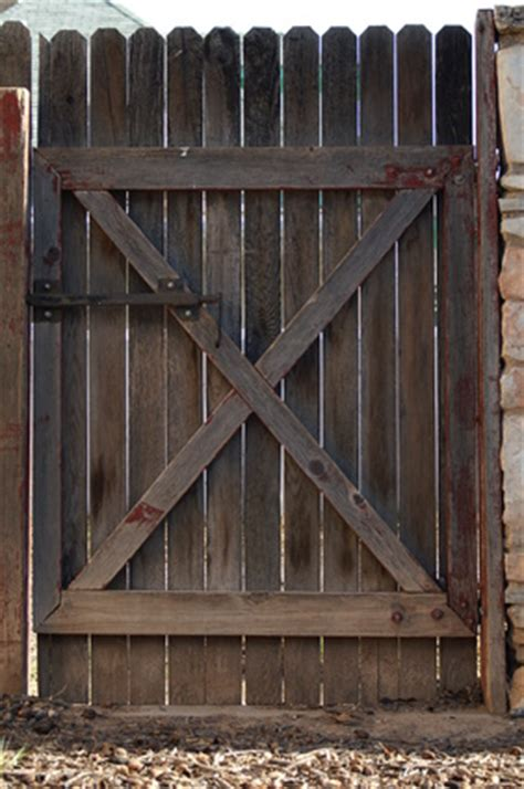 How To Build A Gate Door wooden gates how to build a wooden gate door