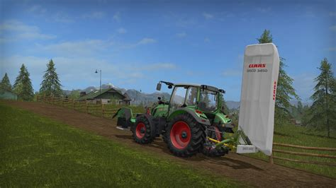 ls plus coupon 2017 claas disco 3450 plus ls2017 farming simulator 2017 mod