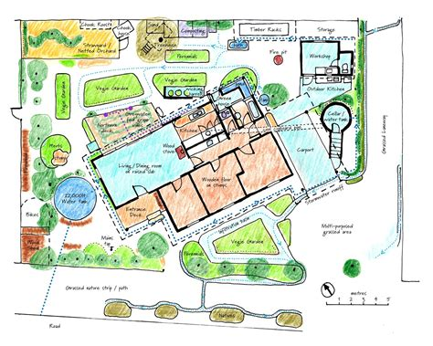 permaculture house design abdallah house redesigning a home