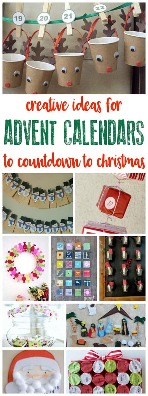 how to make a advent calendar ideas creative ideas for diy advent calendars to countdown to