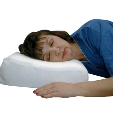 hudson science of sleep memory foam pillow