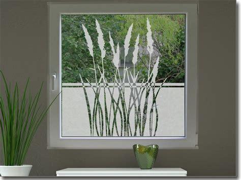 Fenster Sichtschutz Pflanzen sichtschutz gr 228 ser als fensteraufkleber mit pflanzen