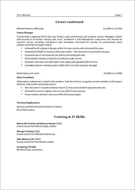 sle cv cover letter ireland page best resume