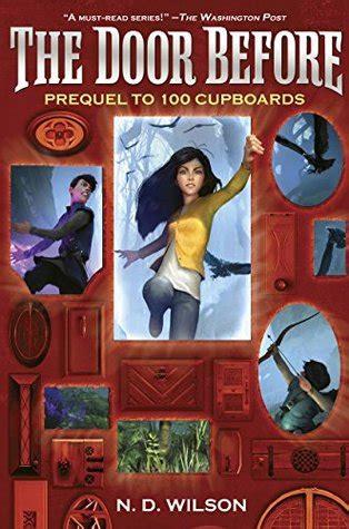 100 Cupboards Series - the door before 100 cupboards 0 5 by n d wilson