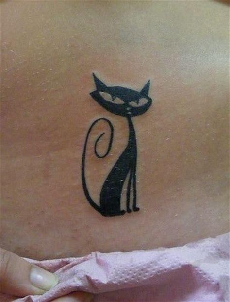 tattoo crazy cat crazy black cat tattoo tattoomagz
