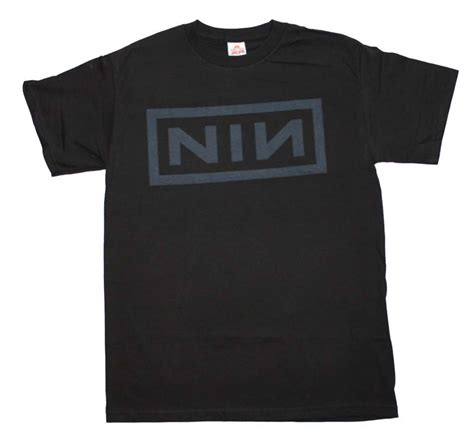 T Shirt Nine nine inch nails nin t shirt