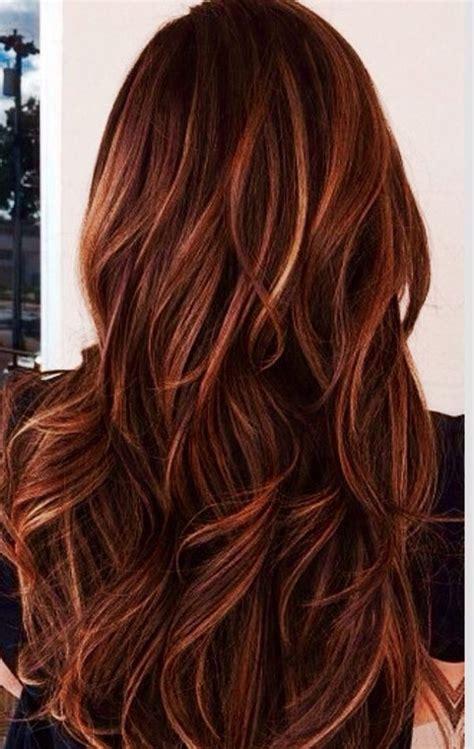 best summer highlights for auburn hair 25 best ideas about auburn hair with highlights on