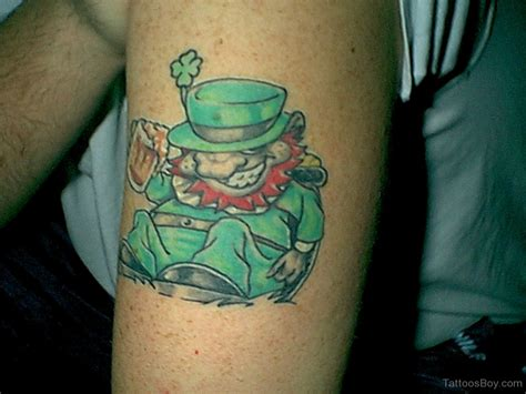leprechaun tattoo leprechaun tattoos designs pictures