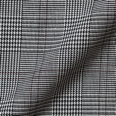 Large Houndstooth Upholstery Fabric by Original Stitch Fabric Details Large Houndstooth