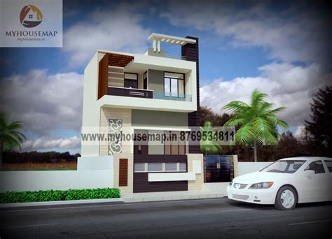 online house elevation design single floor house elevation design elevation design front elevation house map