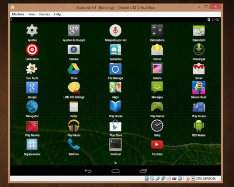 Android For Virtualbox by C 243 Mo Virtualizar Android X86 En Virtualbox Uptodown