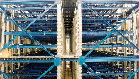 scaffali autoportanti magazzini autoportanti e automatici scaffalature industriali
