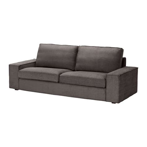 ikea gray couch kivik sofa tullinge gray brown ikea