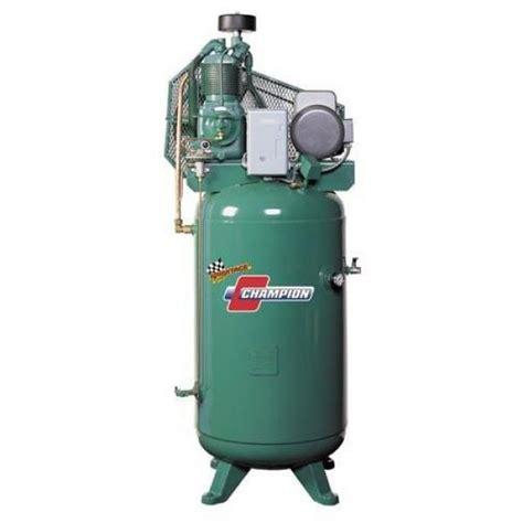 advantage series air compressor three phase 2 stage chion compressors vr