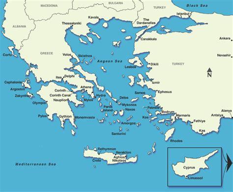 eastern mediterranean cruise ports