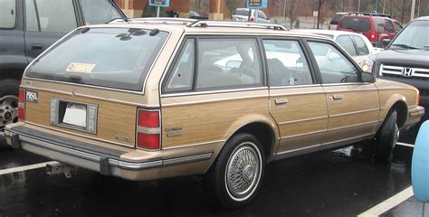 1994 Buick Century Wagon 1994 Buick Century Wagon Pictures Information And Specs