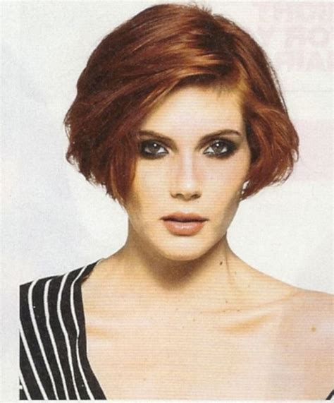 bob hairstyle for large jaw cropped jaw length wedge bob haircut design 500x603 pixel