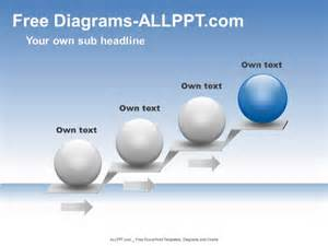 powerpoint diagram templates free free powerpoint stair and step diagrams