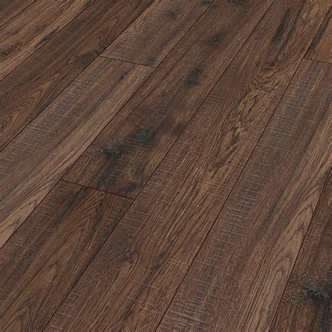 Brown Laminate Flooring by Character Hickory Brown Vancouver Laminate Flooring