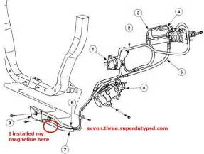 ford power steering diagram power ford free wiring diagrams