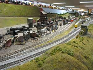 Free Toy Train Table Plans by Model Train Layouts Pictures To Pin On Pinterest