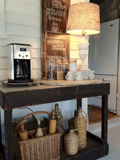 Coffee Station At Home by 43 Stylish Home Coffee Stations To Get Inspired Digsdigs