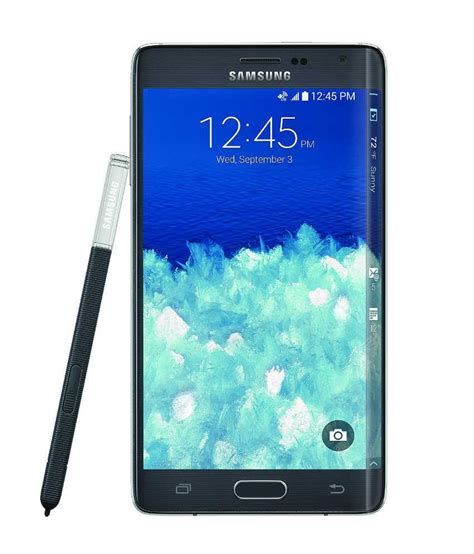 Samsung Note Edge Black Second Terawat samsung galaxy note edge advantages price
