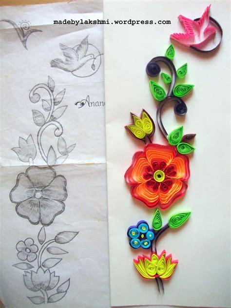 How To Make Paper Quilling Patterns - quilling my experience m de by lakshmim de by lakshmi