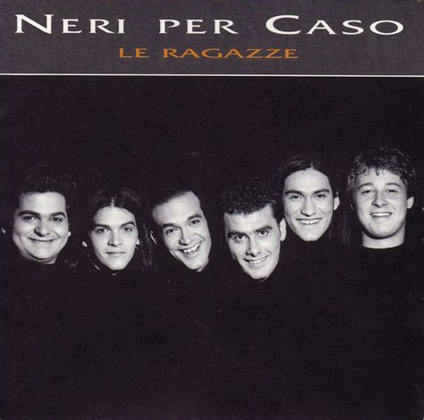 donne neri per caso neri per caso le ragazze cd album at discogs
