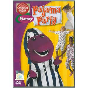 Barney s pajama party related keywords amp suggestions barney s pajama