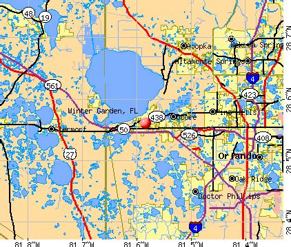 winter garden florida fl 34787 profile population