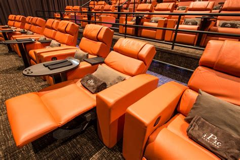 Theater With Reclining Seats Nyc by Theaters Offer Ticket To Fancier Experience Nbc News