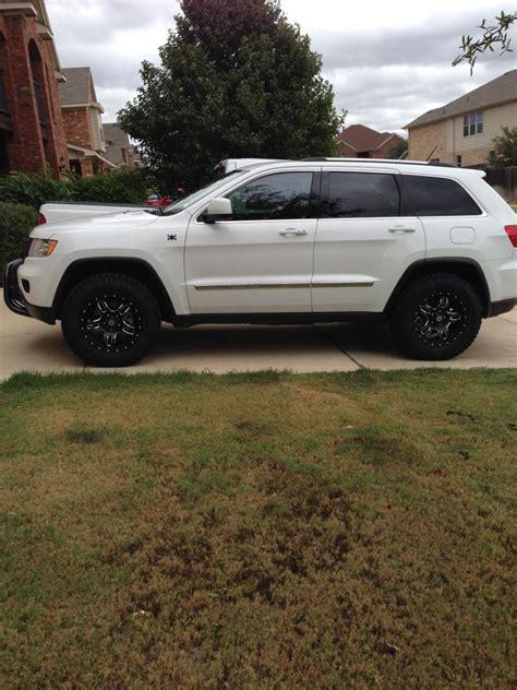 jeep grand custom wheels american outlaw