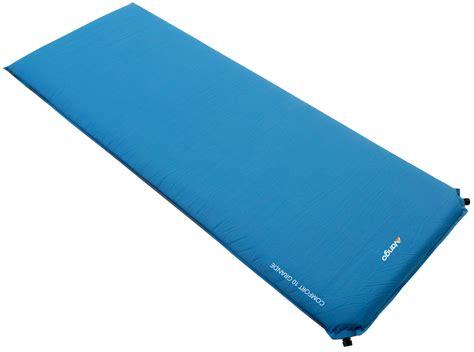 thermal comfort self inflating mattress vango comfort 10cm grande self inflating cing mat ebay