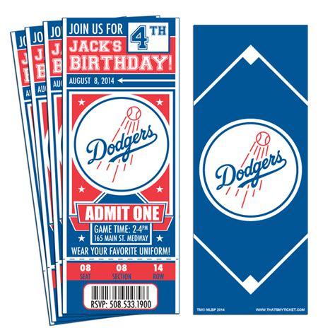image gallery los angeles dodgers tickets