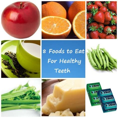 7 Foods To Avoid For Whiter Teeth by 8 Foods To Eat For Healthy Teeth Gums Health