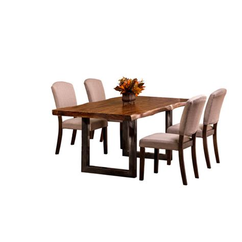 hillsdale emerson rectangle dining set emerson sheesham 5 rectangle dining set hillsdale furniture dining sets dini