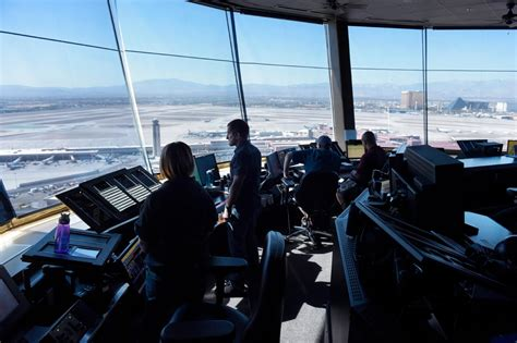 the new tower at mccarran gallery dedication of new air traffic tower at