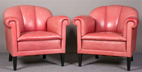 Deco Armchairs Uk by Deco Leather Armchairs 254542 Sellingantiques Co Uk