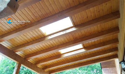 Featured Outdoor Living Space   Trex Composite Deck