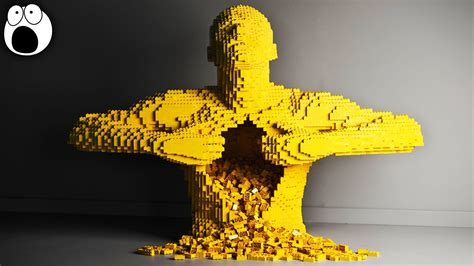 best made top 20 most amazing lego sculptures made