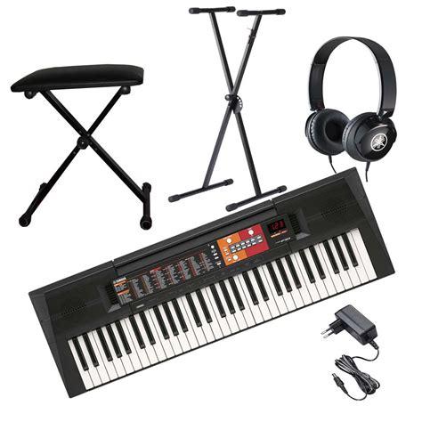 Yamaha Psr F51 F 51 Garansi 1th yamaha psr f51 keyboard komplett pakke kj 248 p billig rask og enkel 2 uker returrett