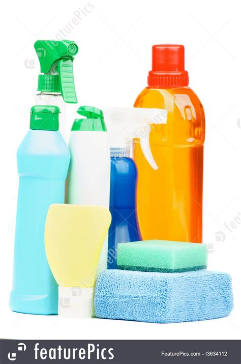 Cleaning Agents For Kitchen by Kitchen Cleaning Products Stock Picture I3634112 At