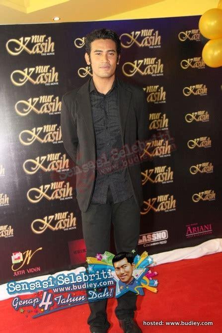 download film malaysia nur kasih gambar remy ishak di malam gala nur kasih the movie
